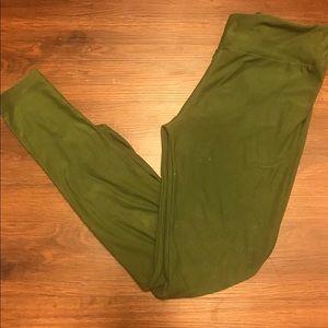 Lularoe buttery soft leggings